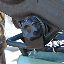 ATV Universal Gun Holder